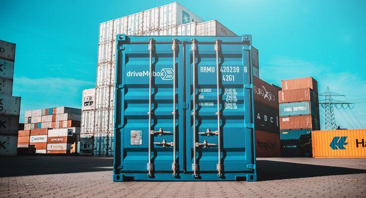 Container von Drivemybox