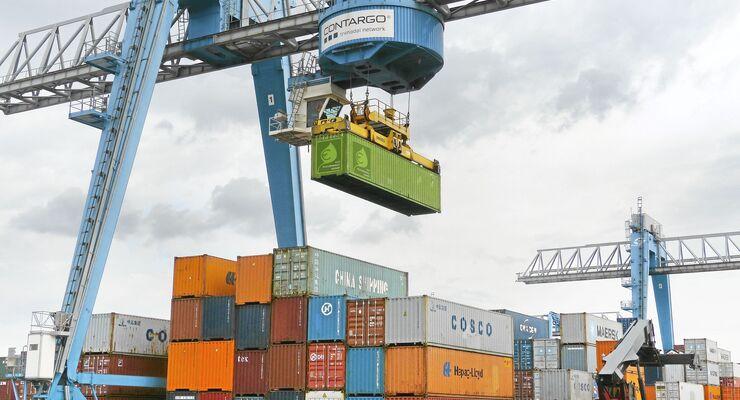 Contargo Container