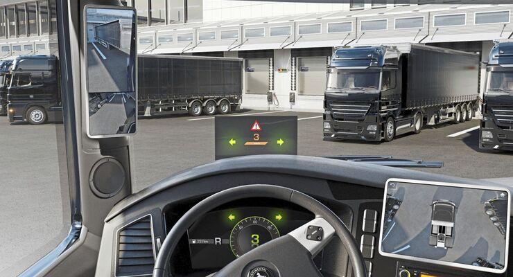 Conti Automtisches Fahren Cockpit Zukunft
