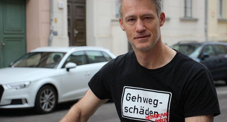 Cycle Logistics-Gründer Martin Schmidt