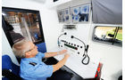 DAF LF45 als Gefangenentransporter, Videoüberwachungsanlage