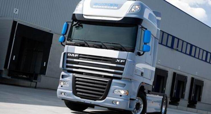 "DAF bringt XF105 als ""Blue Edition"""