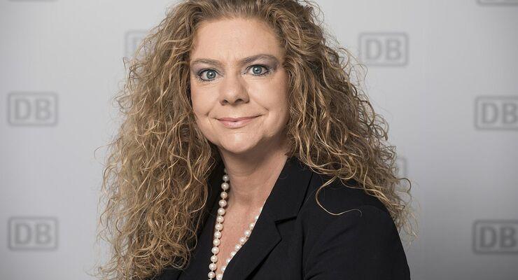 DB-Digitalchefin Sabina Jeschke