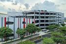 DB Schenkers hochmodernes Warenlager Red Lion in Singapur