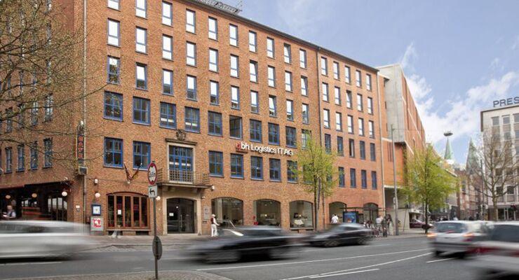 DBH Logistics, Firmenzentrale, Bremen