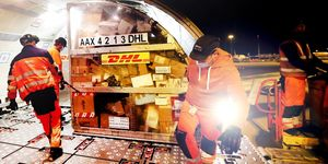 DHL Express erwartet zur anstehenden Hauptsaison ein Rekordvolumen durch weltweit boomenden Onlinehandel