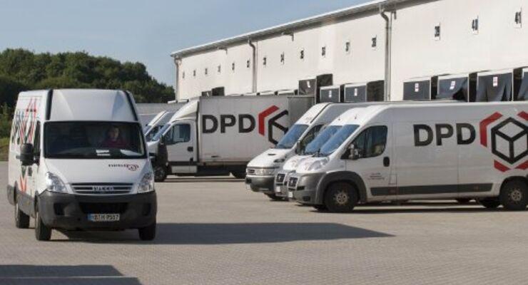 DPD eröffnet neues Depot in Loxstedt