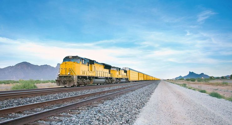 Dachser, Dachser Rail Services, China, Asien, Europa, Schiene