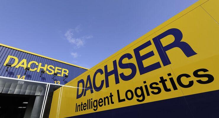 Dachser Warehouse Truck