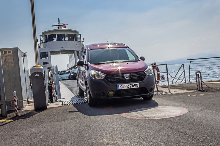 Dacia Dokker Dauertest 2020