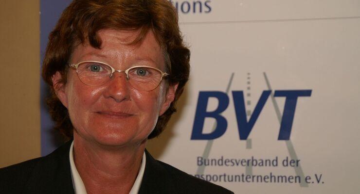 Dagmar Wäscher, BVT-Vorsitzende