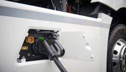 Daimler Mercedes eActros Elektro-Lkw