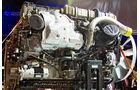 Daimler-Motorenplattform,  Turbocompoundeinheit
