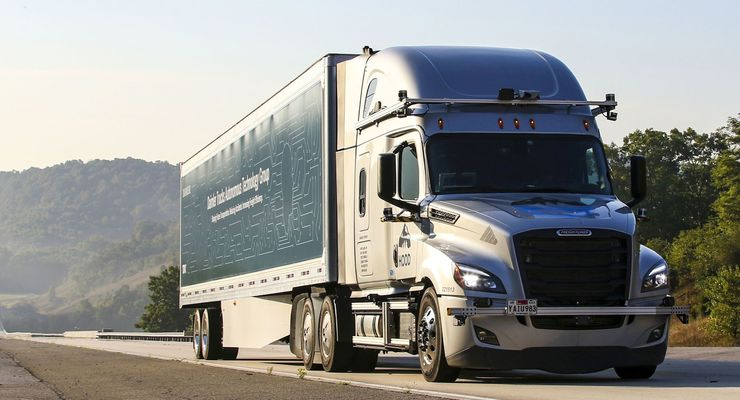 Daimler Trucks Autonomous Technology Group