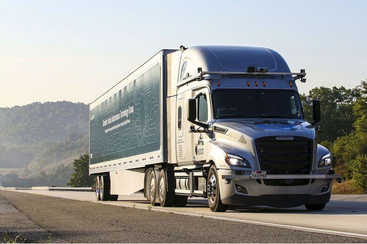 Daimler Trucks Autonomous Technology Group