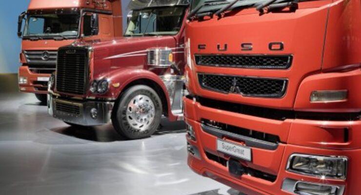 Daimler Trucks rüstet sich für die Zukunft