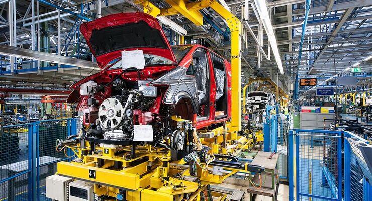 Daimler, Werk, Vitoria, Baskenland, Spanien