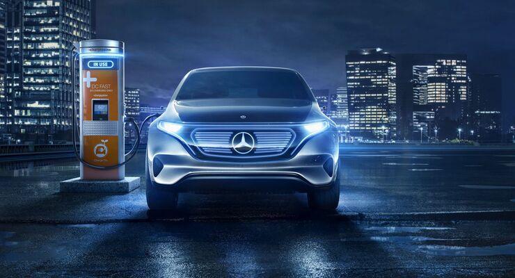 Daimler steigt bei ChargePoint ein