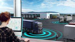 Das Ökosystem der Logistik-Plattform RIO der Traton Group.