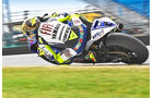 Das Werksteam von Valentino Rossi, Schräglenker, Motorrad