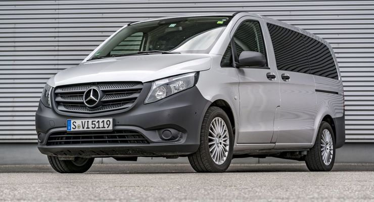 Dauertest Mercedes-Benz Vito Tourer 116 CDi