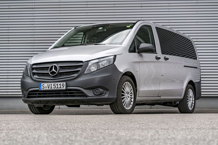 dauertest mercedes transporter vito tourer cdi 116 wird. Black Bedroom Furniture Sets. Home Design Ideas