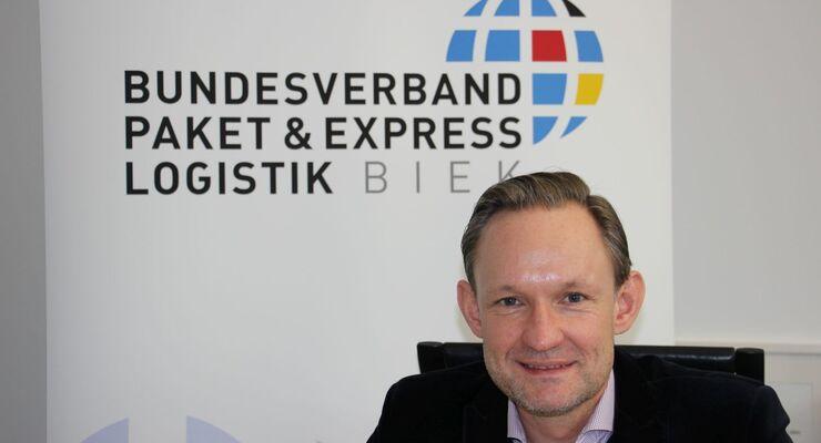 Der BIEK-Vorsitzende Marten Bosselmann
