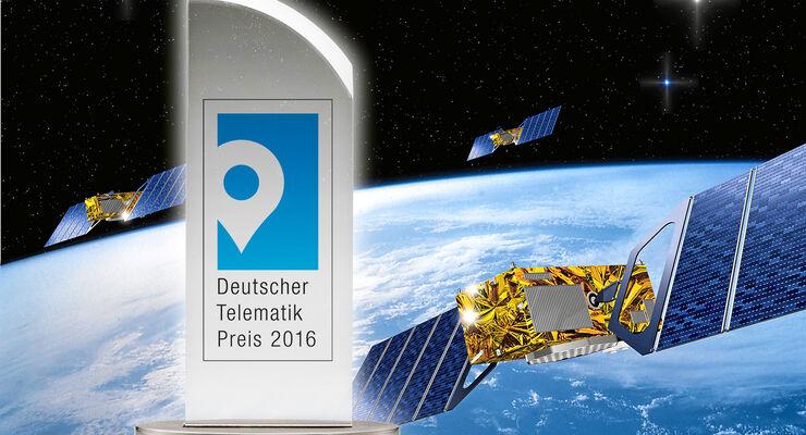 Der Deutsche Telematik Preis 2016 bringt Licht ins Dunkel.