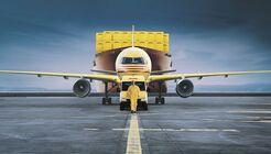 Deutsche Post DHL zu Lande, zu Wasser und in der Luft