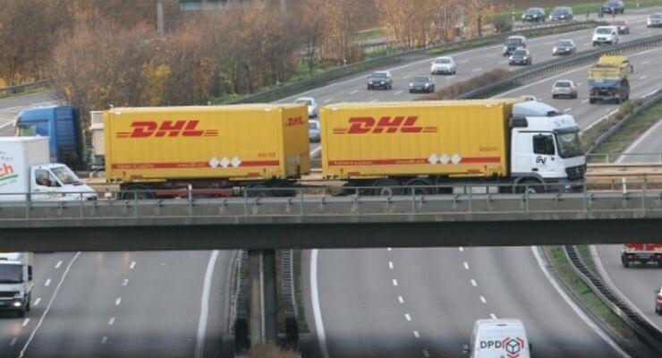 Deutsche Post erhöht Prognose für 2010