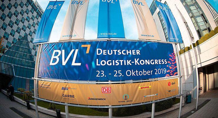 Deutscher Logistik-Kongress 2019 der BVL