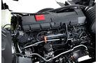 Die auf der IAA präsentierten Aggregate DTI 11 beziehungsweise DTI 13 sollen den Renault Trucks T antreiben.