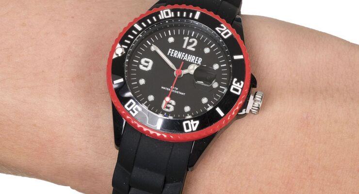 Die neue FERNFAHRER-Armbanduhr.