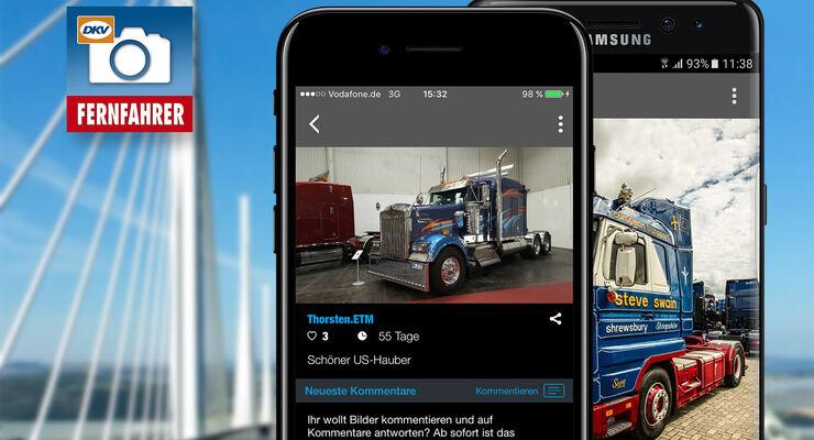 Die neue Version der FERFAHRER Reporter App ist da!