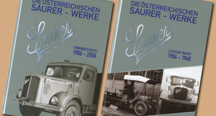 Die österreichischen Saurer-Werke