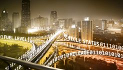 Digitalisierung im Stadverkehr und der urbanen Logistik.