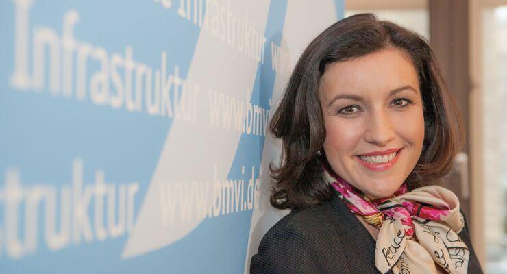 Dorothee Bär, Logistikbeauftragte der Bundesregierung
