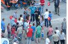 ET-Radio-Moderator André Sahorn lud zu einer Würfelpartie mit Gewinnspiel ein.