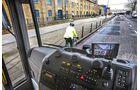 Econic für das Projekt CLOCS in UK (London) Fahrzeuge für innerstädtische Aufgaben mit maximaler Umfeldsicht auf Fußgänger und Zweiradfahrer