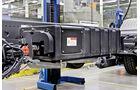 Elektrofahrzeug-Batterie, Mercedes Atego Hybrid