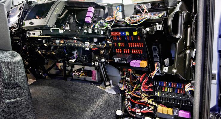 Elektronik im Nutzfahrzeug