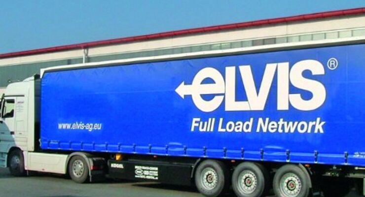 Elvis steuert das Fuhrparkmanagement