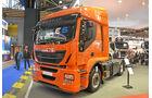 Entwicklung, LNG als Kraftstoff für Lkw, Iveco