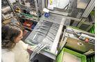 Entwicklung-Scheibenwischerproduktion bei Valeo