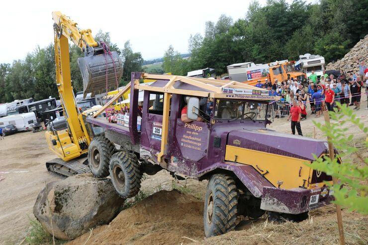 Europa Truck Trial 2017 Gopperding Sonntag
