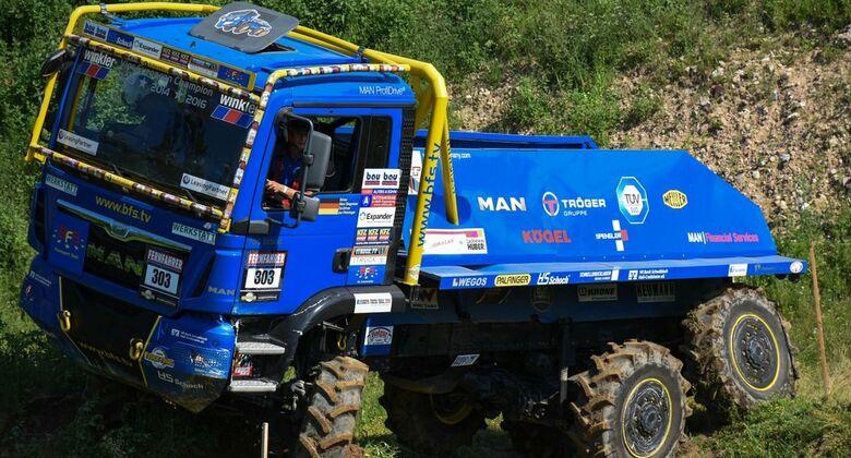 Europa Truck Trial 2018 Oleggio