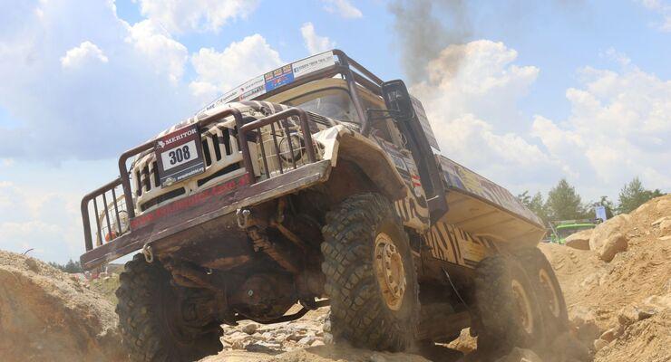 Europa Truck Trial Gopperding Samstag