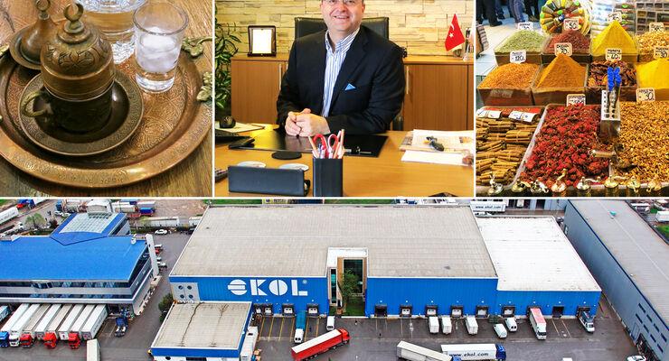 Expansion: Der türkische Logistikdienstleister Ekol