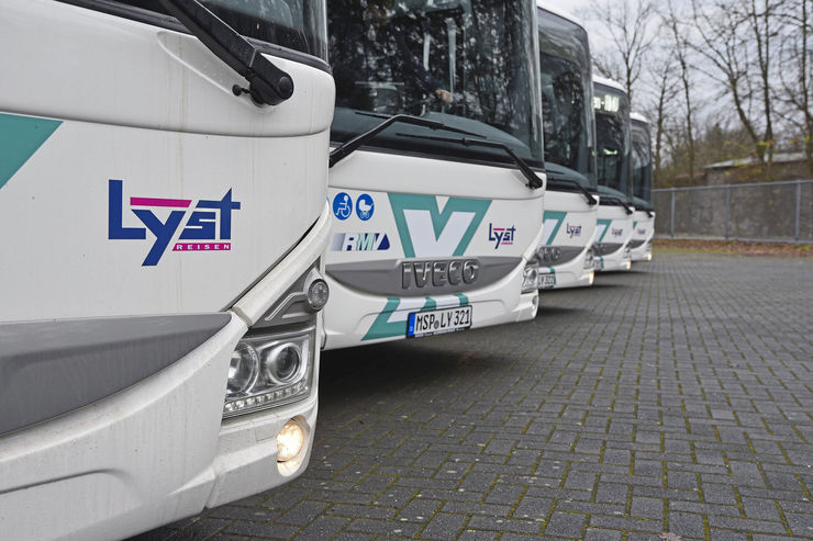 Expressbusse Hessen