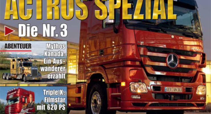 FERNFAHRER (Heft 05/2008) mit der Sonderbeilage MODELLTRUCKS